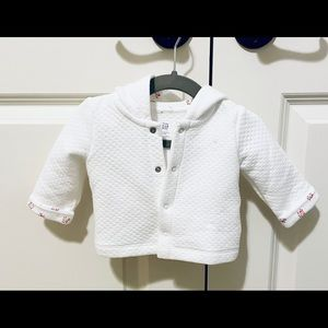 Baby Gap jacket with hood and ears